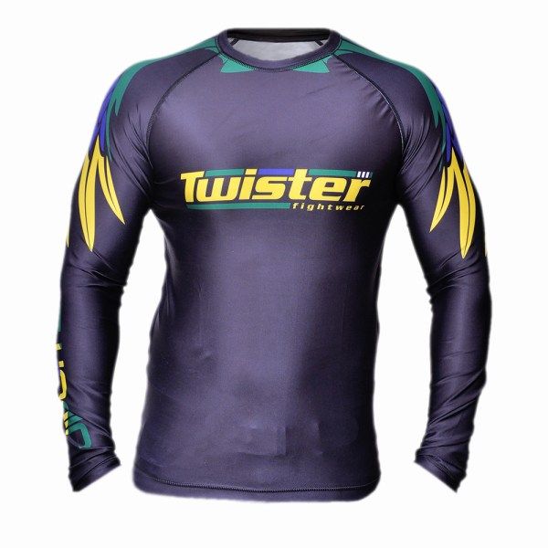 TWISTER FULL SLV 1 RASH GUARD...