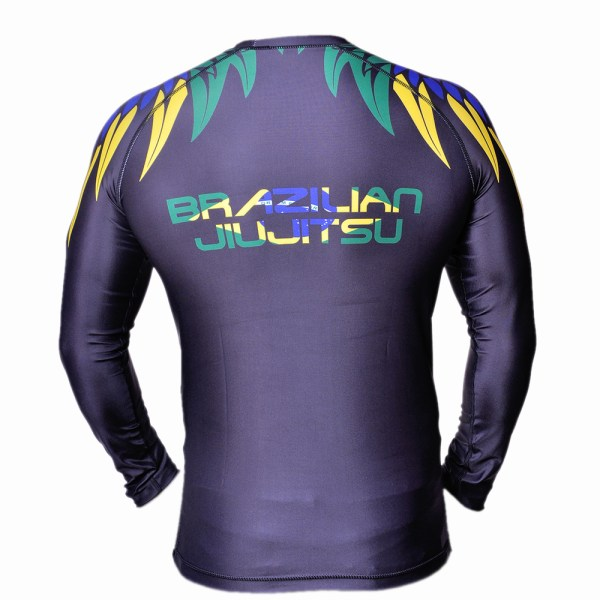TWISTER FULL SLV 3 RASH GUARD..