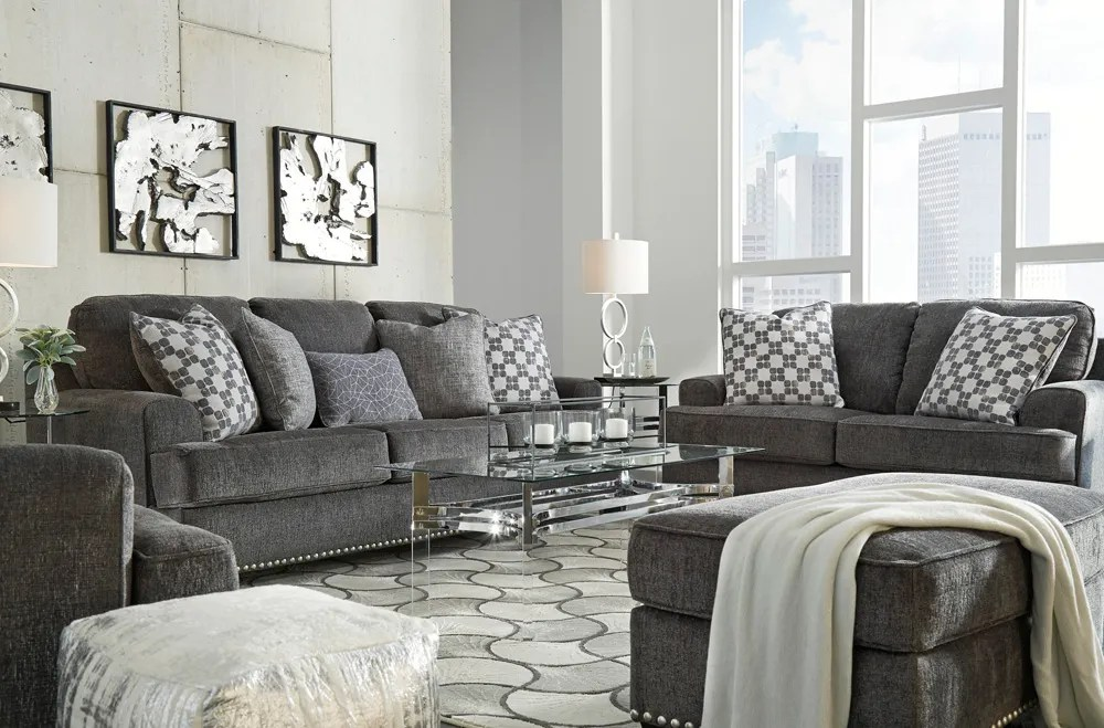 sofa set for living room design classic chairs signature by ashley 95904 lastman s bad boy