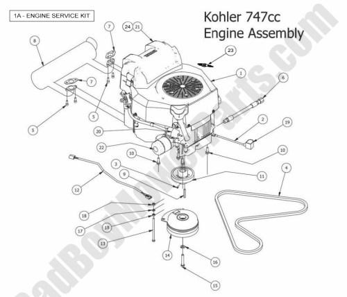 small resolution of kohler engine 747cc