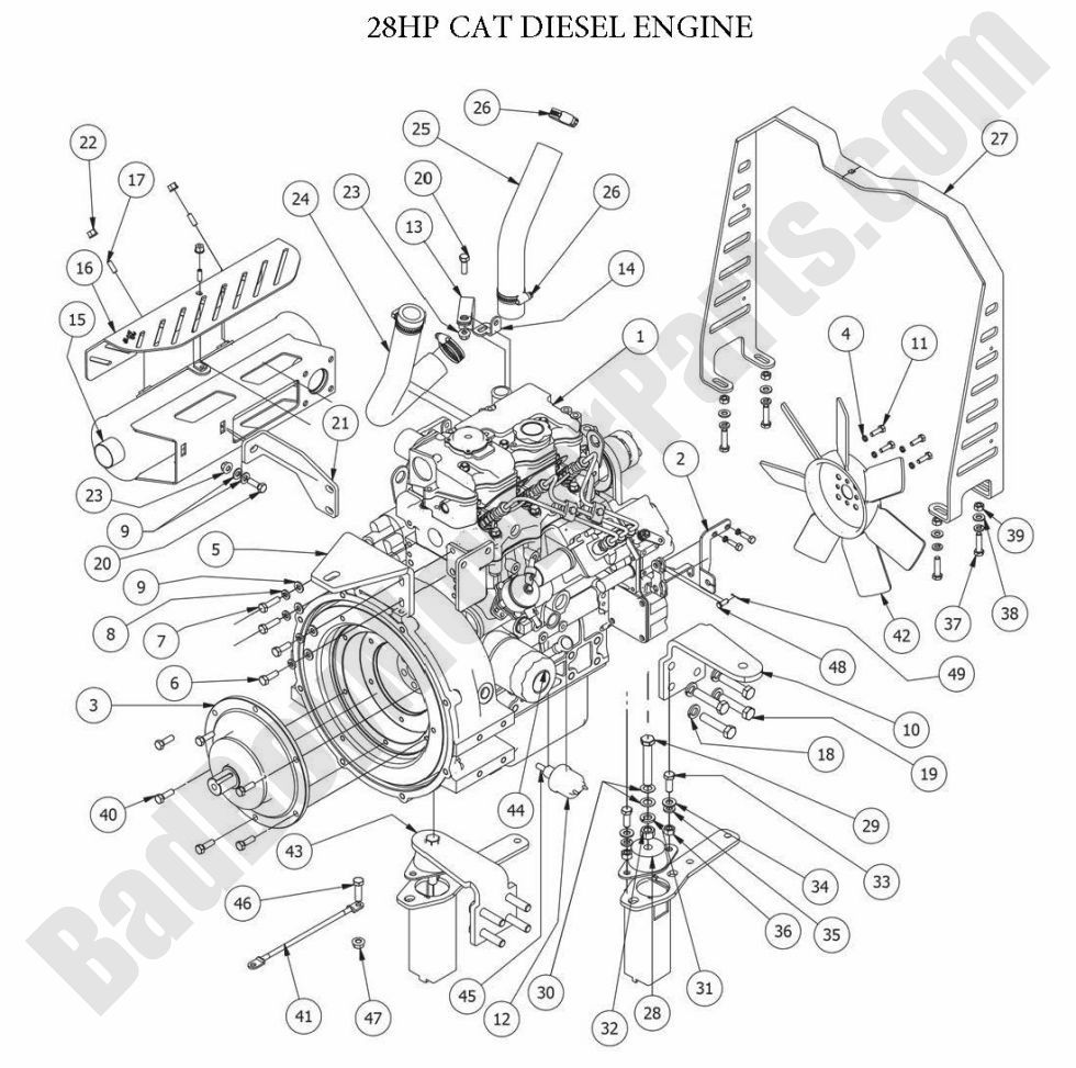 Cat C7 Acert Engine Fuel Pump Diagram. Diagram. Wiring