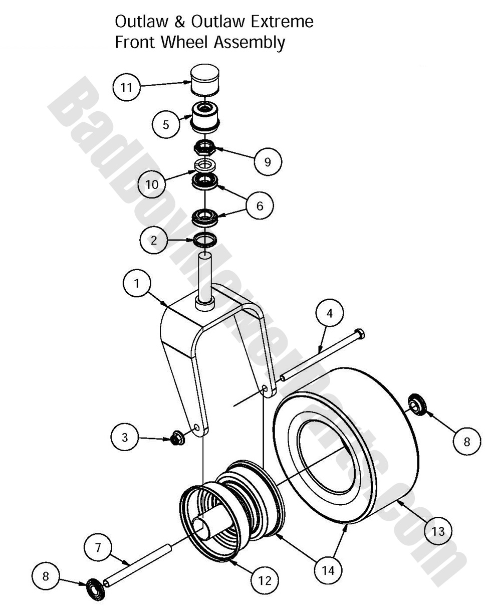 hight resolution of bad boy buggy front end parts diagram wiring diagrams cushman parts diagram bad boy buggies parts diagram