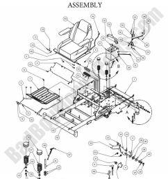 bad boy parts lookup 2013 zt elite seat framebad boy wiring diagrams 17 [ 980 x 1123 Pixel ]