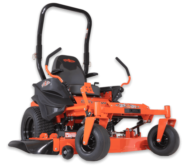 Turn Commercial Lawn Mowers Ez Ride System - Bad Boy