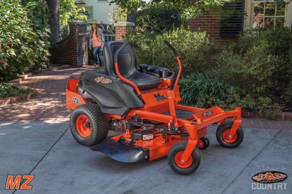 Mz - Small Residential Turn Lawn Mower Bad Boy Mowers
