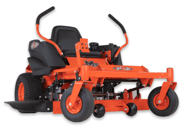 Mz - Small Residential Turn Lawn Mower Bad Boy Mowers
