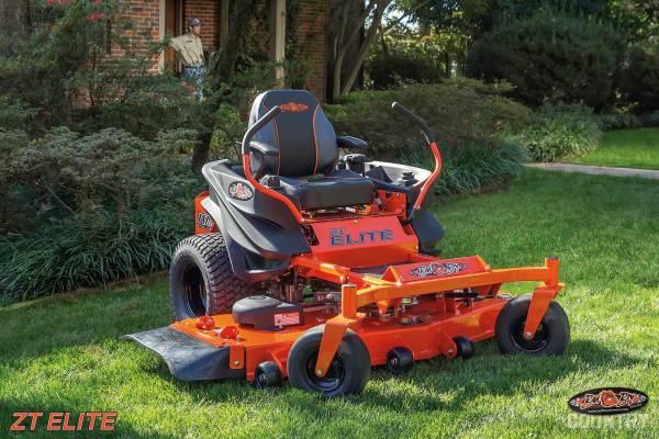 Zt Elite Mowers Ztr Mower Residential Lawn - Bad Boy