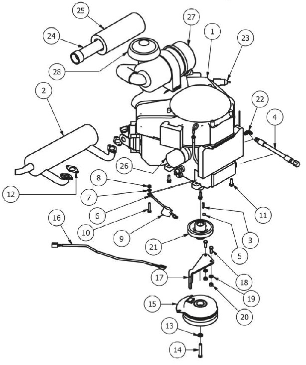 Bad Boy Mower Wiring Diagram, Bad, Free Engine Image For