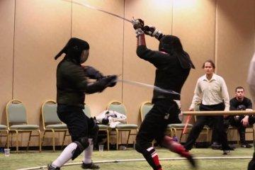 badchix Inside the World of Longsword Fighting