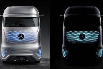 Badchix Mercedes-Benz Future Truck 2025