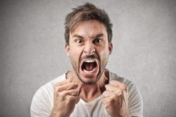 angry guy badchix
