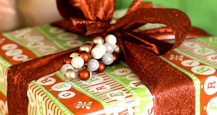 Prefect gift wrapping