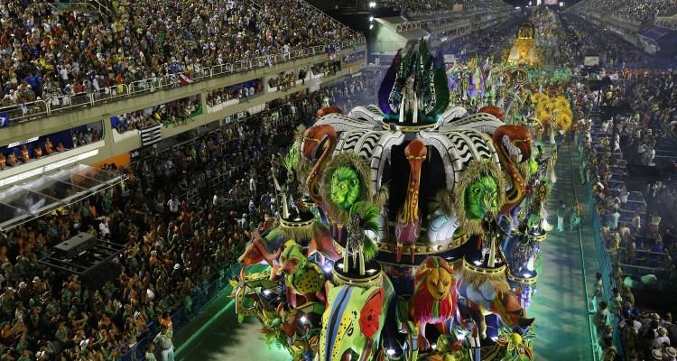 Carnival 2015 Mardi Gras