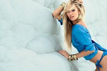 Sexy Candice Swanepoel in Maxim Magazine 1