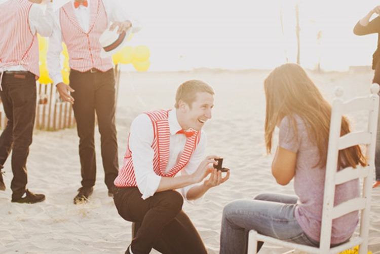 Men who took Marriage Proposal the the next Level (27 Photos) 3