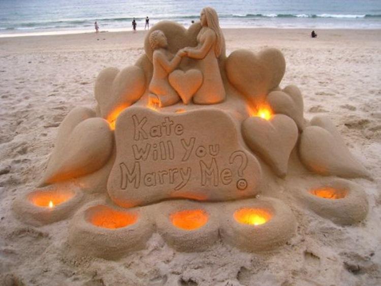 Men who took Marriage Proposal the the next Level (27 Photos) 4