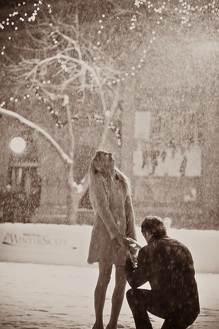Men who took Marriage Proposal the the next Level (27 Photos) 22