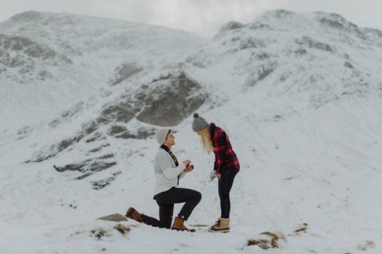 Men who took Marriage Proposal the the next Level (27 Photos) 24