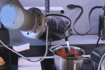 Robot chef