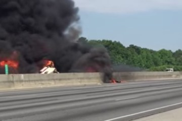 Atlanta Plane Crash