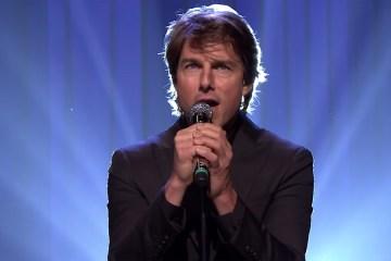 Tom Cruise Lip Sync Battle