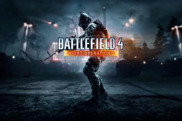 Battlefield 4 Night Operations