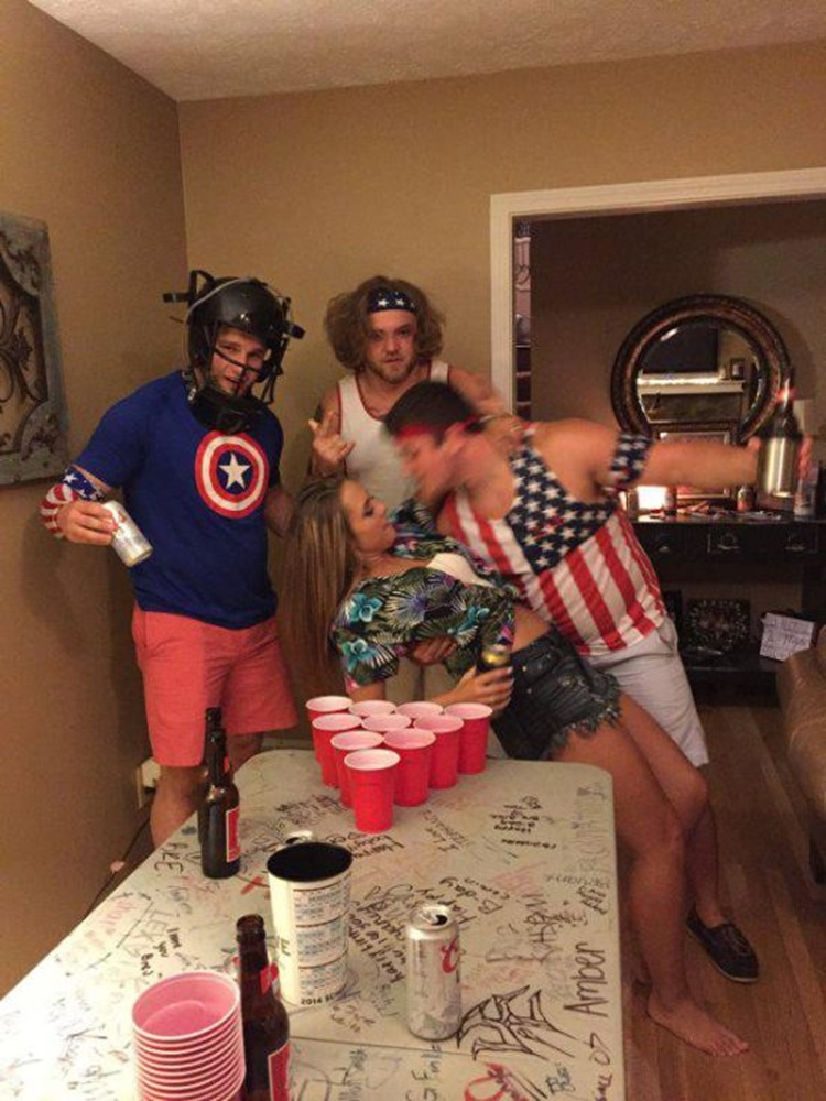 College Life in America 2