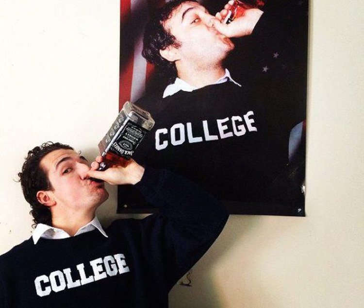 College Life in America 10