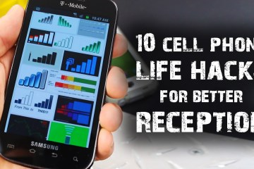 10 Cell Phone Life Hacks For Better Reception. 1
