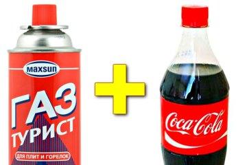 Coca Cola and Propane
