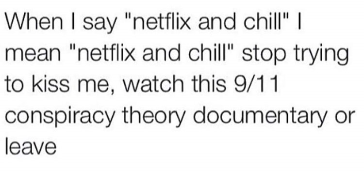 Hilarious Netflix And Chill Images (20 Photos) 1
