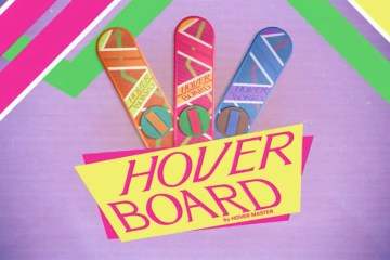 Hoverboard Commercial