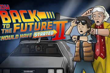 How Back To The Future Should Have Ended