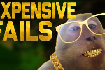 Expensive Fails