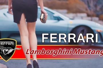 Lamborghini mustang