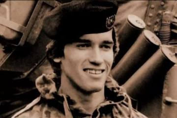 Arnold Schwarzenegger army