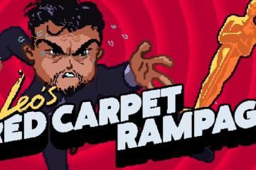 Red Carpet Rampage leonardo dicaprio