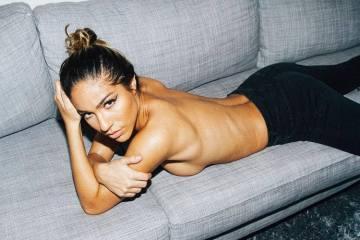 Erika Wheaton topless shoot