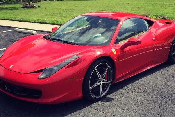 Ferrari Rides Breaks #PrankItFWD