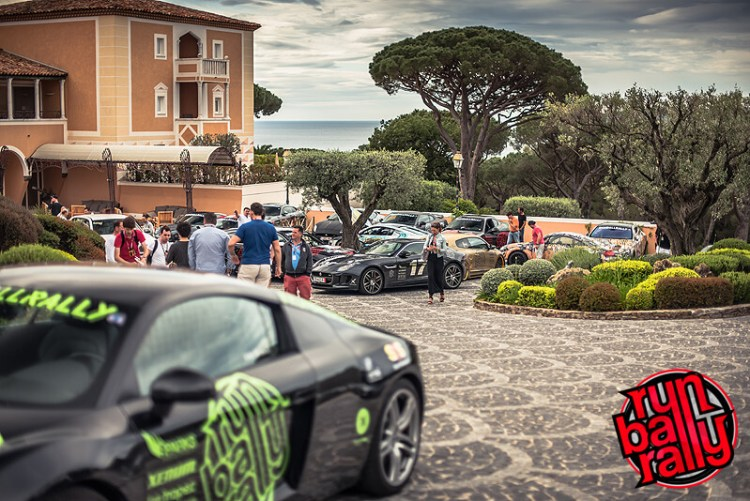 DAY 3 - Runball Rally - Pisa to Saint-Tropez 7