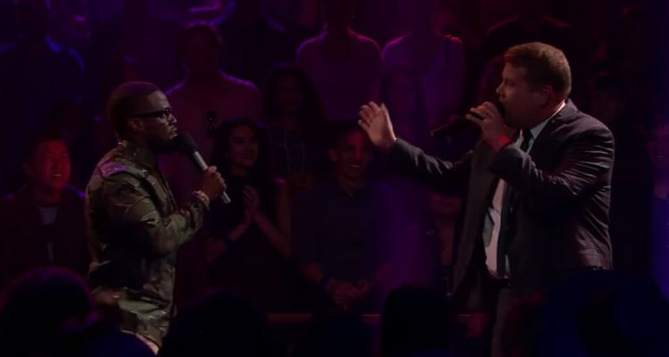 Drop the Mic with Kevin Hart