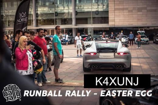 Runball Rally - Free Easter Eggs 9