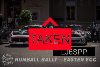 Runball Rally - Free Easter Eggs 12