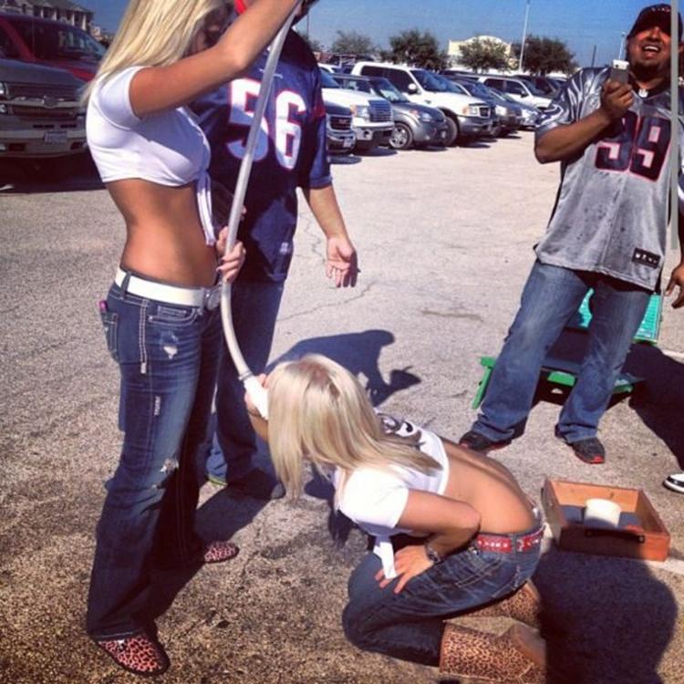 daytime drunk college girls