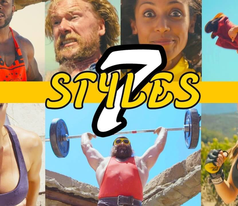 7 Styles of Fitness