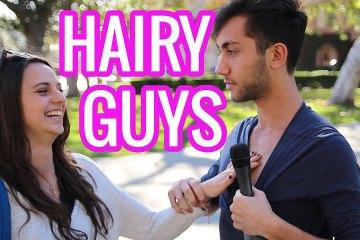 Do College Girls Digg Hairy Guys?