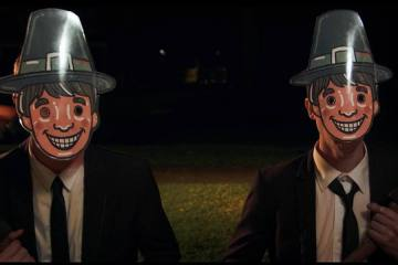 Invaders - Short Horror Movie by Jason Kupfer