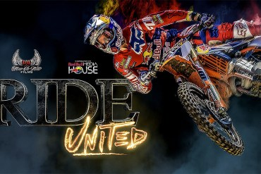 Tom Pages in Ride United