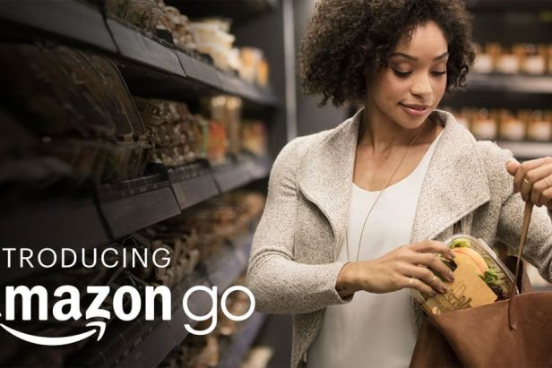 Amazon Go probably the World's most advanced shopping technology