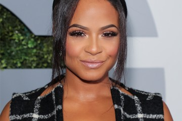 Christina Milian looking stunning at the GQ Men of The Year Awards 2016